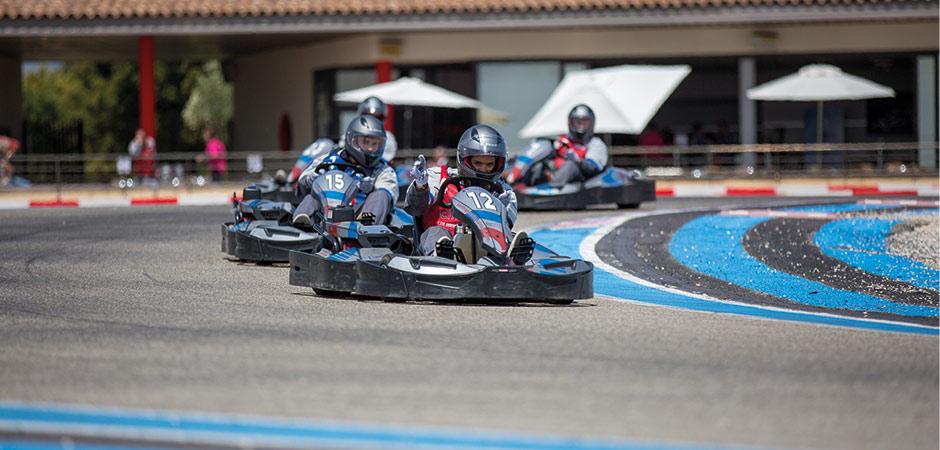 Challenge karting Entreprise