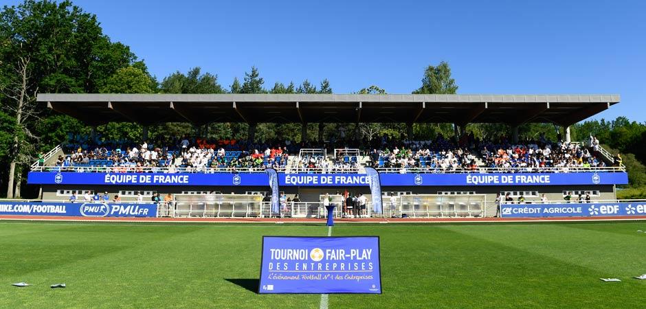 Tournoi Fair-Play des Entreprise