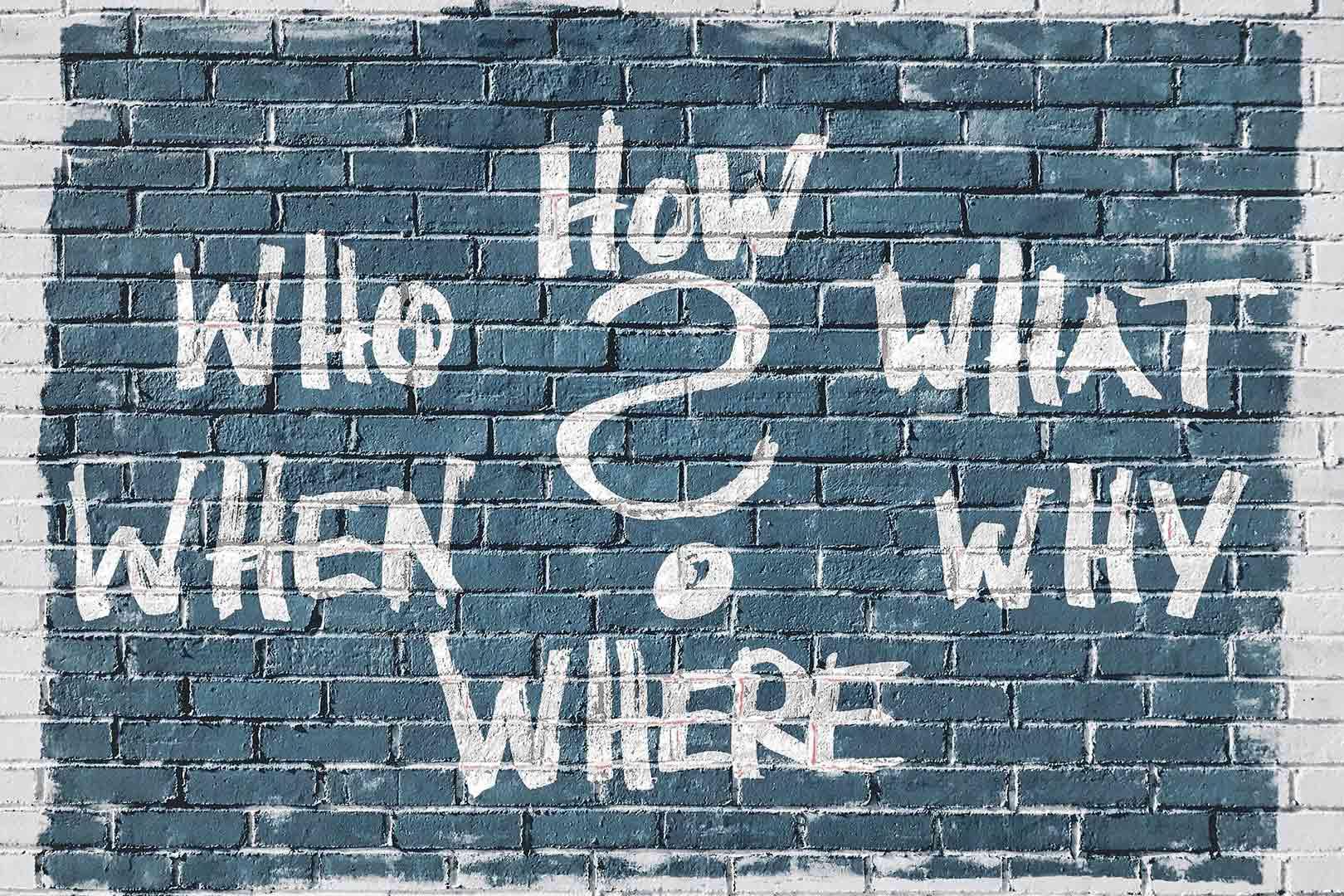 Les bonnes questions à se poser pour rédiger son brief événementiel