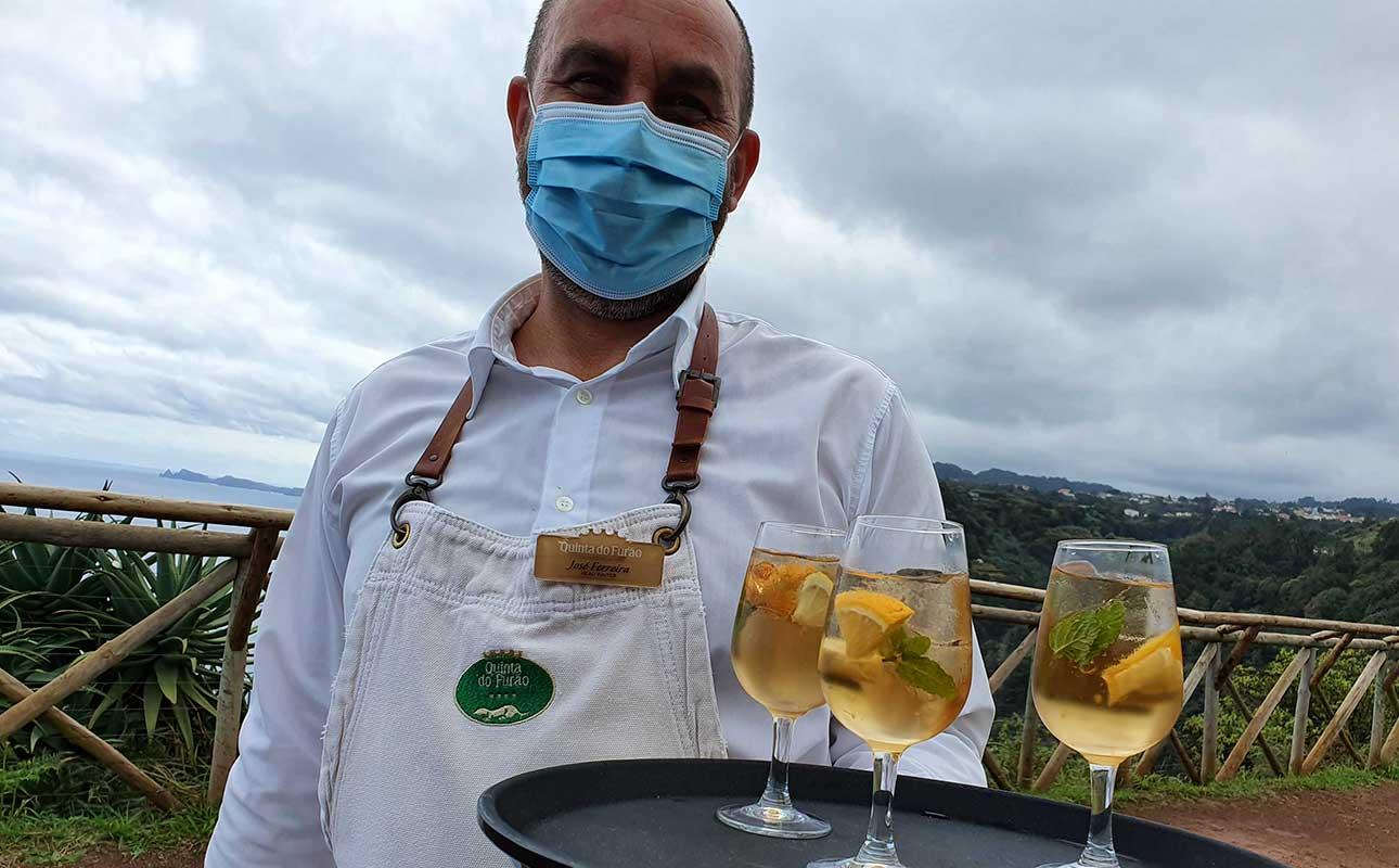 Protocole sanitaire covid 19 traiteur événementiel port du masque